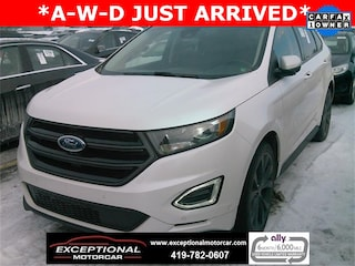 Used Vehicles for sale 2015 Ford Edge Sport SUV in Defiance, OH
