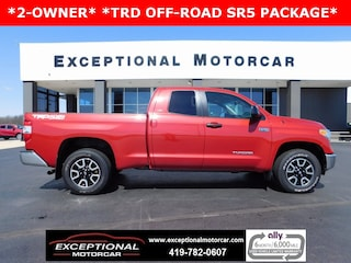 Used Vehicles for sale 2014 Toyota Tundra 4x4 SR5 5.7L V8 FFV 26 Truck Double Cab in Defiance, OH
