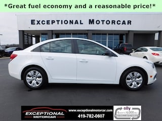 Used Vehicles for sale 2015 Chevrolet Cruze LS Auto Sedan in Defiance, OH
