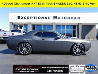 Used Vehicles for sale 2016 Dodge Challenger R/T Scat Pack Coupe in Defiance, OH