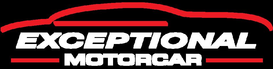 Exceptional Motorcar