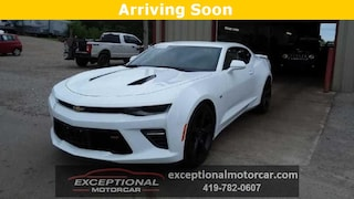 Used Vehicles for sale 2018 Chevrolet Camaro 2SS Coupe in Defiance, OH