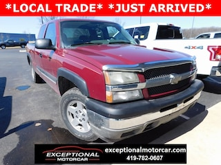 Bargain Vehicles for sale 2005 Chevrolet Silverado 1500 Truck Extended Cab in Defiance, OH
