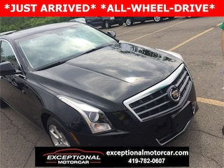 Used Vehicles for sale 2014 CADILLAC ATS 2.0L Turbo Sedan in Defiance, OH