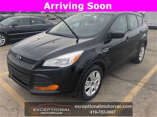 Used Vehicles for sale 2015 Ford Escape S SUV in Defiance, OH