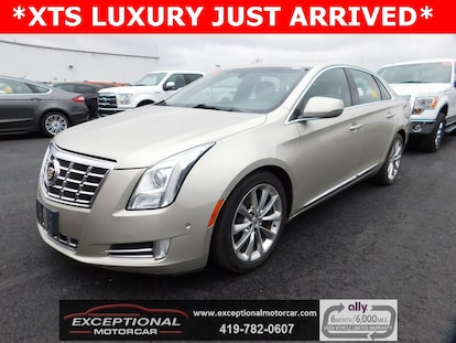 Used 2014 CADILLAC XTS For Sale | Defiance OH2G61M5S32E9216896 | 9216896A
