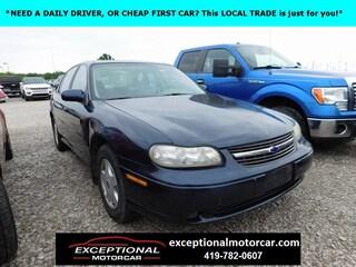Bargain Vehicles for sale 2001 Chevrolet Malibu LS Sedan in Defiance, OH