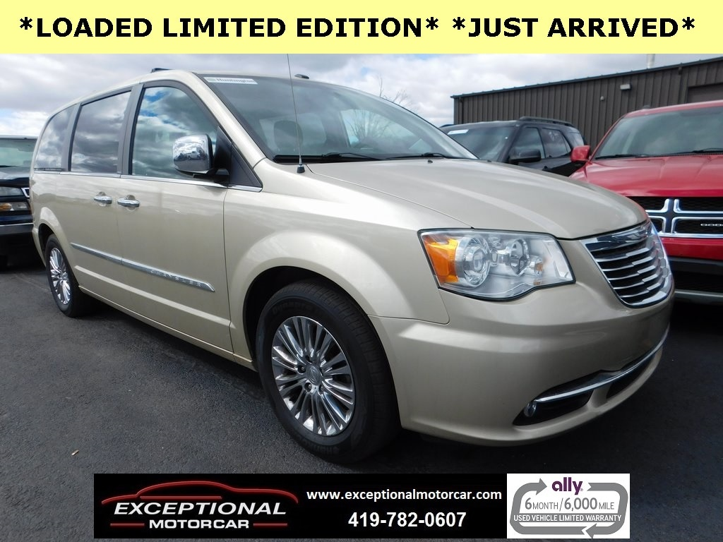 2011 Chrysler Town & Country Limited Van LWB Passenger Van