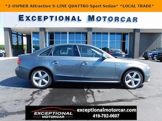 Used Vehicles for sale 2012 Audi A4 2.0T Premium (Tiptronic) Sedan in Defiance, OH