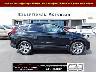 Used Vehicles for sale 2017 Honda CR-V EX-L SUV in Defiance, OH