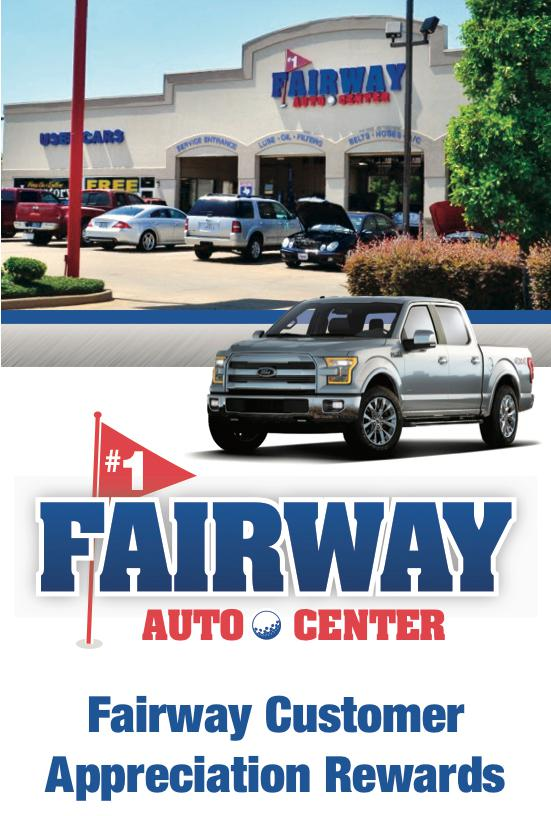 Tyler S Fairway Auto Center Used Chevrolet Ford Nissan