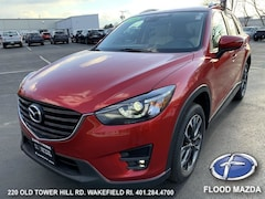 Certified Used 2016 Mazda Mazda CX-5 Grand Touring (2016.5) SUV for Sale in Wakefield, RI