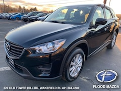 Used 2016 Mazda Mazda CX-5 Sport SUV for Sale in Wakefield, RI