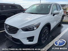 Used 2016 Mazda Mazda CX-5 Grand Touring SUV for Sale in Wakefield, RI