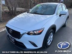 Certified Used 2016 Mazda Mazda CX-3 Sport SUV for Sale in Wakefield, RI