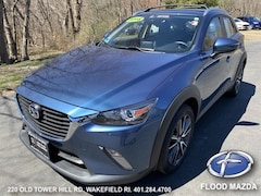 Used 2018 Mazda Mazda CX-3 Touring SUV for Sale in Wakefield, RI