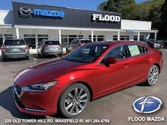 New  2018 Mazda Mazda6 Signature Sedan for sale in Wakefield, RI