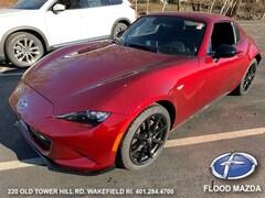 New  2019 Mazda Mazda MX-5 Miata RF Club Coupe for sale in Wakefield, RI