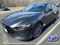 New  2019 Mazda Mazda3 w/Preferred Package Hatchback for sale in Wakefield, RI