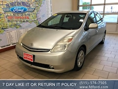 2005 Toyota Prius Base Hybrid Gas/Elec Sedan