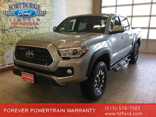 2019 Toyota Tacoma TRD Off Road Truck Double Cab