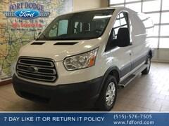2015 Ford Transit-250 Base + Cruise Control Van Low Roof Cargo Van