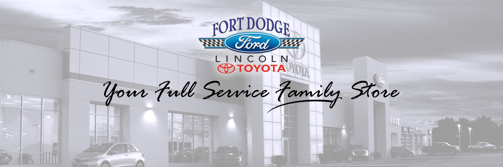 Fort Dodge Ford >> Fort Dodge Ford Lincoln Toyota Toyota Ford Lincoln Dealership In