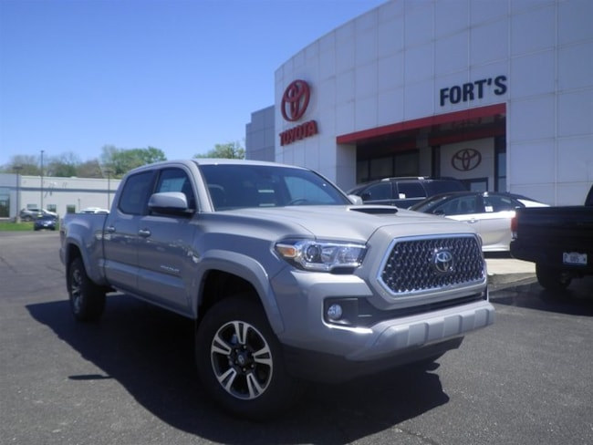 New 2019 Toyota Tacoma TRD Sport V6 Truck Double Cab For Sale in Pekin, IL