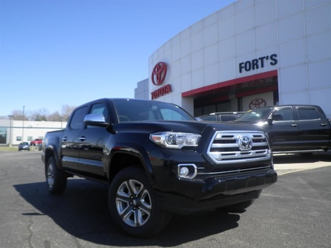 New 2019 Toyota Tacoma Limited V6 Truck Double Cab For Sale in Pekin, IL
