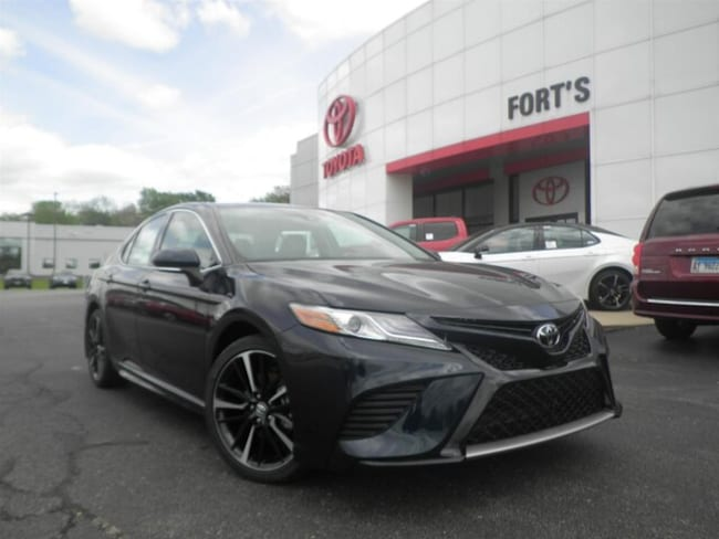 New 2019 Toyota Camry XSE Sedan For Sale in Pekin, IL