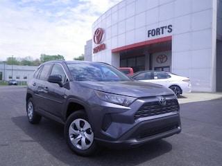 New 2019 Toyota RAV4 For Sale in Pekin IL