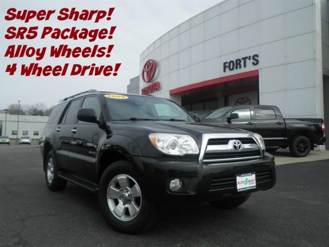Used 2009 Toyota 4Runner SR5 V6 SUV For Sale in Pekin, IL