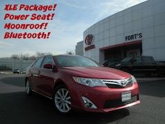 Bargain Used Cars  2012 Toyota Camry XLE Sedan For Sale in Pekin IL
