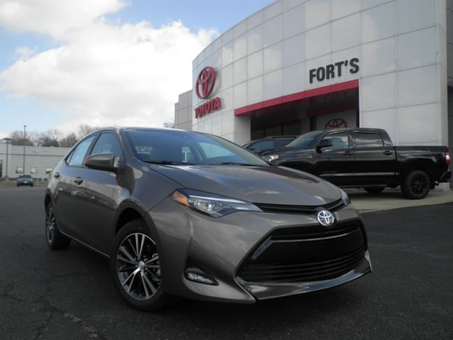 New 2019 Toyota Corolla LE Sedan For Sale in Pekin, IL