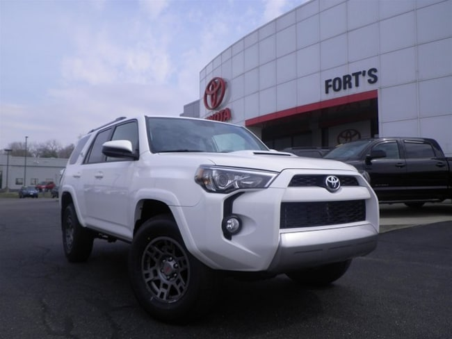 New 2019 Toyota 4Runner TRD Off Road SUV For Sale in Pekin, IL