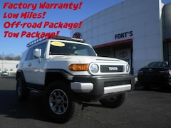 2013 Toyota FJ Cruiser 4WD Automatic SUV for sale in Pekin