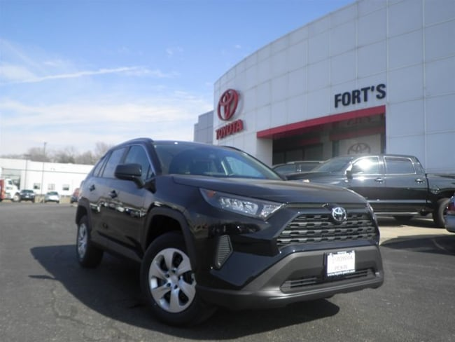 New 2019 Toyota RAV4 LE SUV For Sale in Pekin, IL
