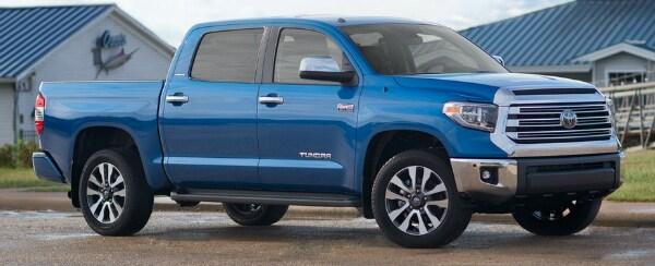 2018 Toyota Tundra Available Near Peoria