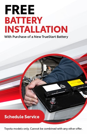 FREE Instalation with purchase of a New TrueStart Battery