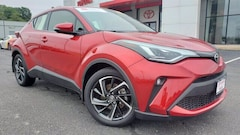 Certified used 2020 Toyota C-HR Limited SUV for sale in Pekin
