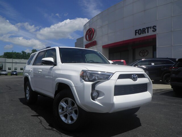 2019 Toyota 4Runner For Sale in Pekin IL | Fort's Toyota of Pekin