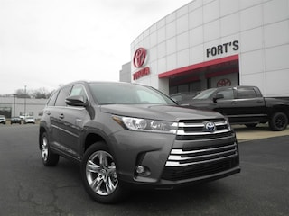 New 2019 Toyota Highlander Hybrid 5TDDGRFH2KS060019 KS060019 For Sale in Pekin IL