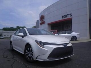New 2020 Toyota Corolla Hybrid For Sale in Pekin IL