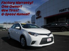 2016 Toyota Corolla L Sedan for sale in Pekin