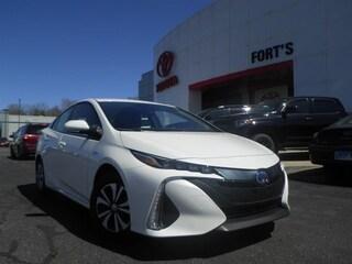 New 2019 Toyota Prius Prime For Sale in Pekin IL