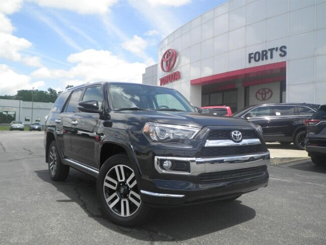 New 2019 Toyota 4Runner Limited SUV For Sale in Pekin, IL