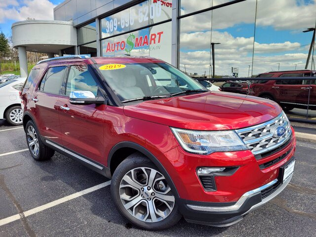 Used Ford Explorer North Pekin Il