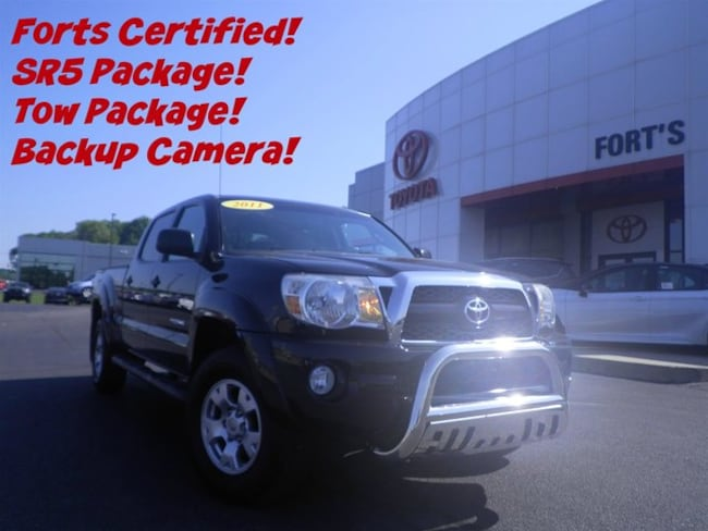 Used 2011 Toyota Tacoma Base V6 Truck Double Cab For Sale in Pekin, IL