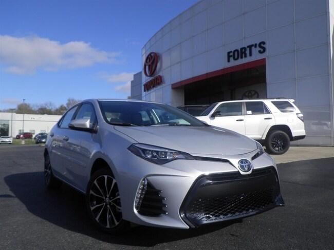 New 2019 Toyota Corolla SE Sedan For Sale in Pekin, IL