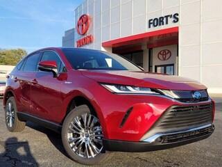 New 2021 Toyota Venza JTEAAAAH0MJ007134 MJ007134 For Sale in Pekin IL